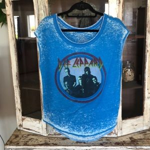 Chaser Def Leppard T-shirt